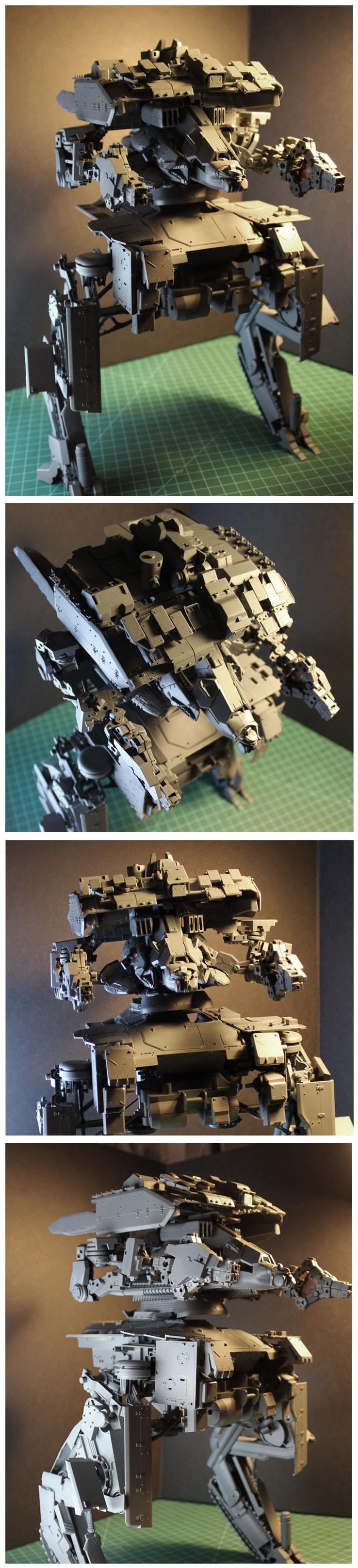 Mech Model by ProgV