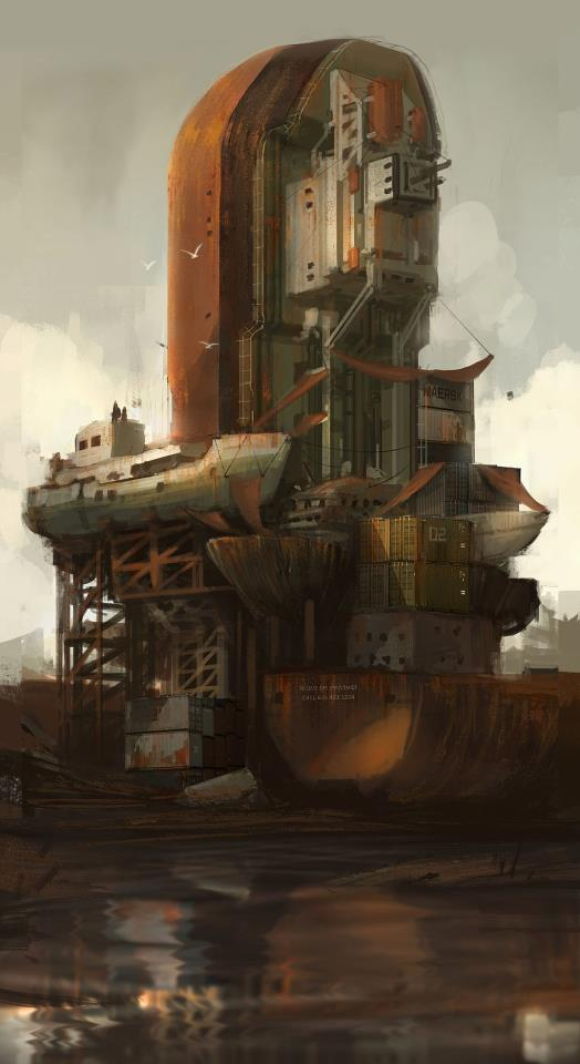 Iron Stronghold by ProgV