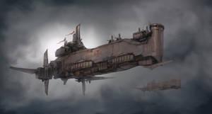 Crusade Battleship