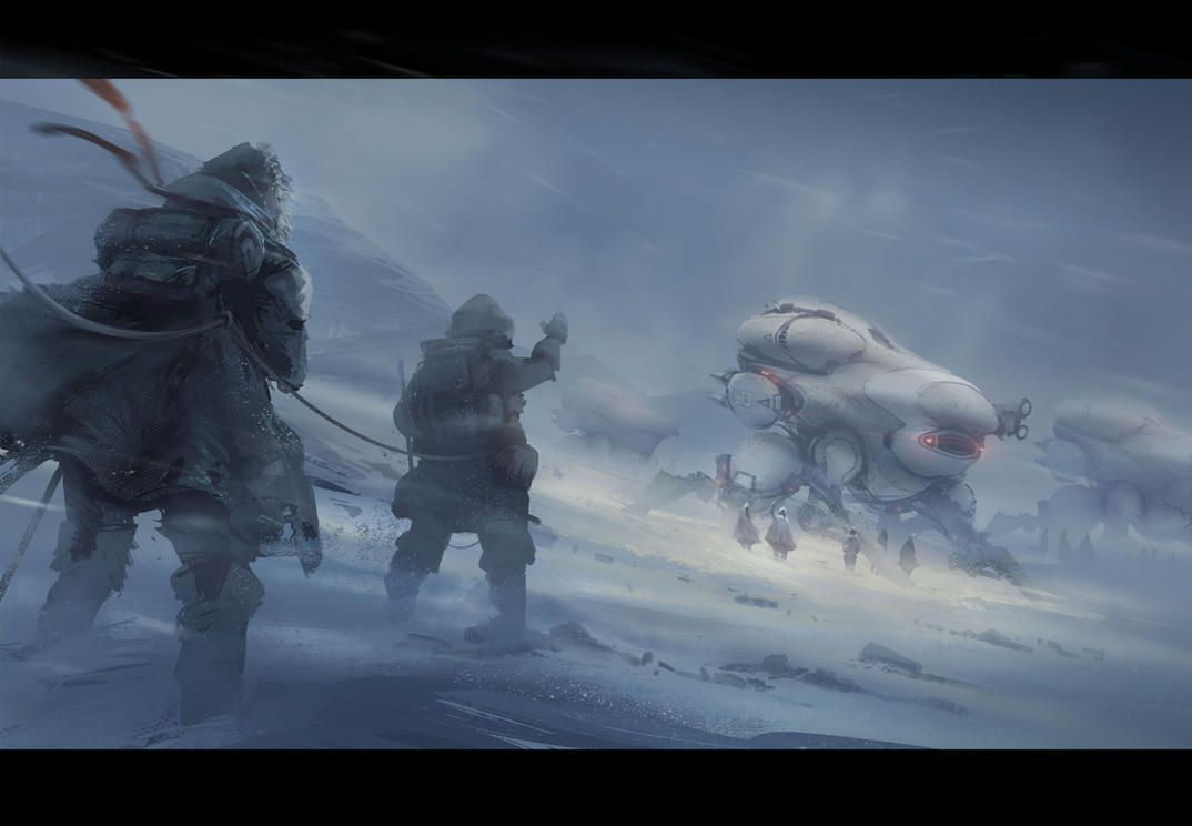 Snowstorm by ProgV