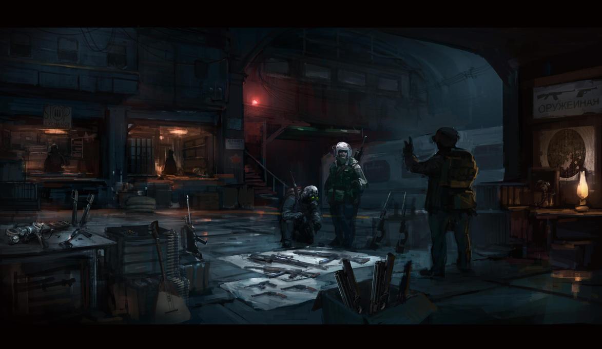 Metro 2033 by ProgV