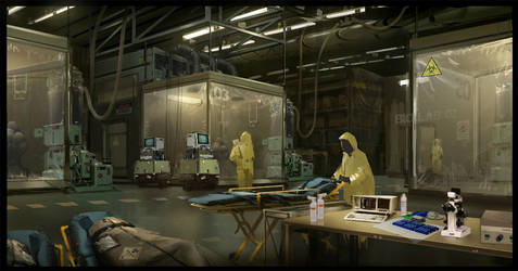 Bio Lab by ProgV