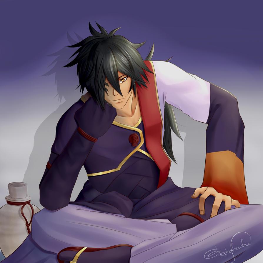 Rokurou by Rina-Inverse0013