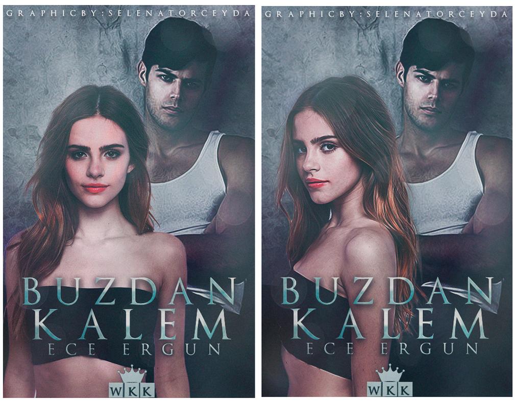 Wattpad Book Cover 22 | BUZDAN KALEM by selenatorceyda