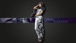 Jun Kazama 2nd version