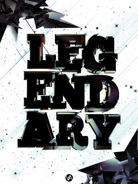 Legendary Typo by vijayanand