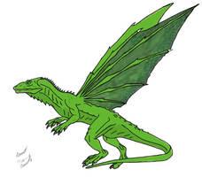Glider by Dino-master