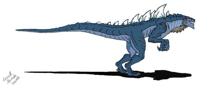 Zilla Jr. by Dino-master