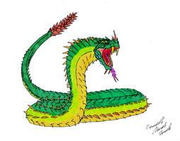 Rattler by Dino-master