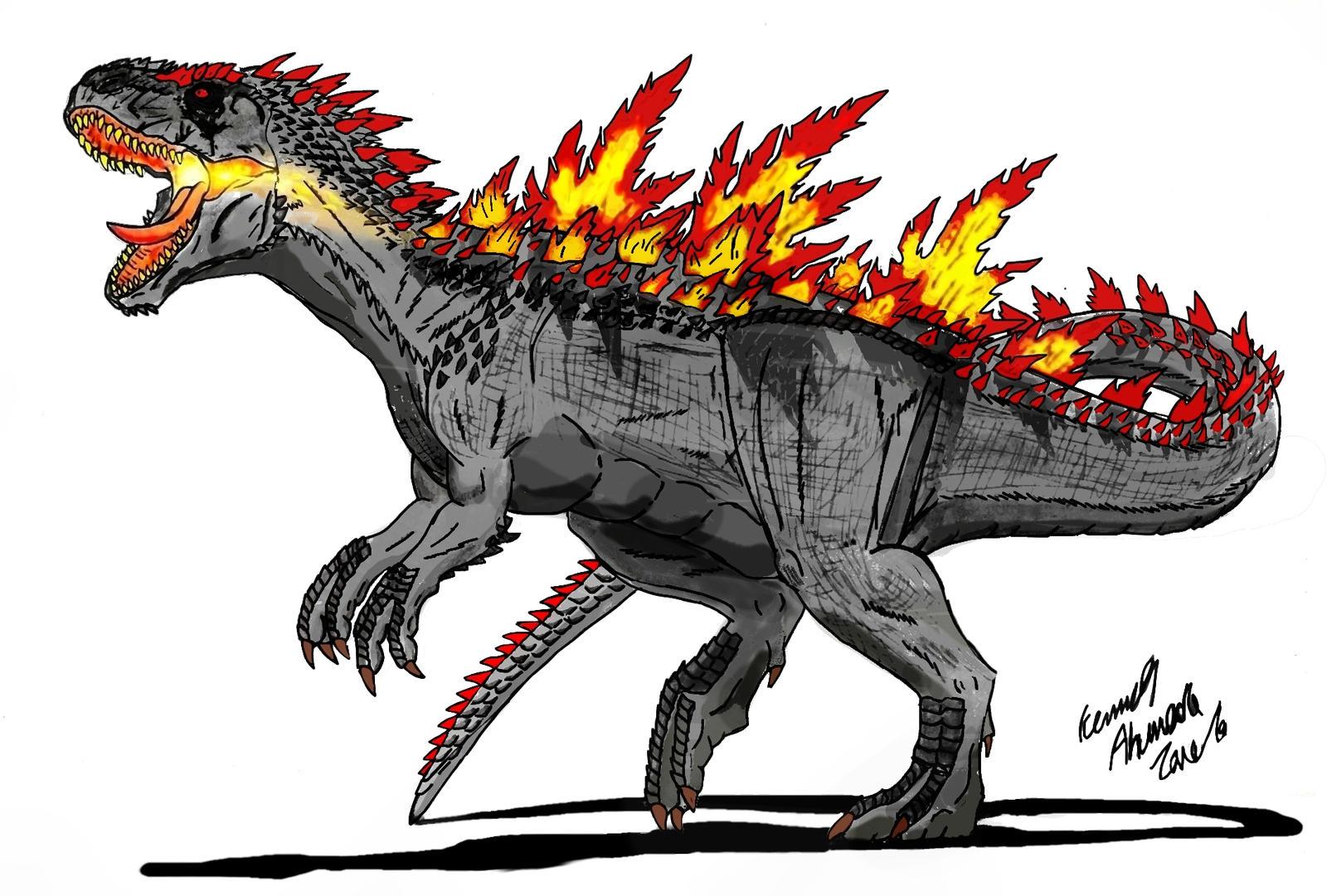 Godzillasaurus Vs Gorosaurus