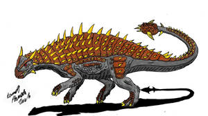 Neo Daikaiju-ANGUIRUS by Dino-master