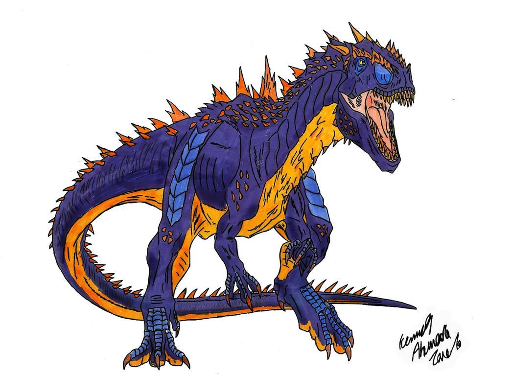 Dino-Master by Dino-master