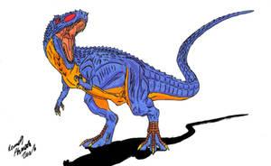 Neo Daikaiju-GOROSAURUS by Dino-master