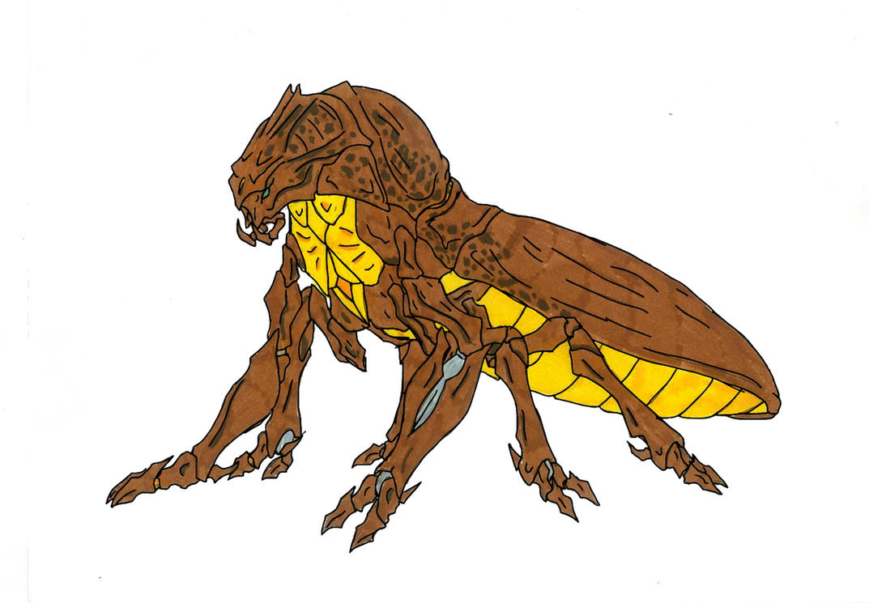Tank-bug by Dino-master