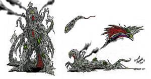 Neo Daikaiju-HEDORAH by Dino-master
