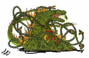 Neo Daikaiju-BIOLLANTE by Dino-master