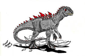 Neo Daikaiju-GODZILLA JR by Dino-master