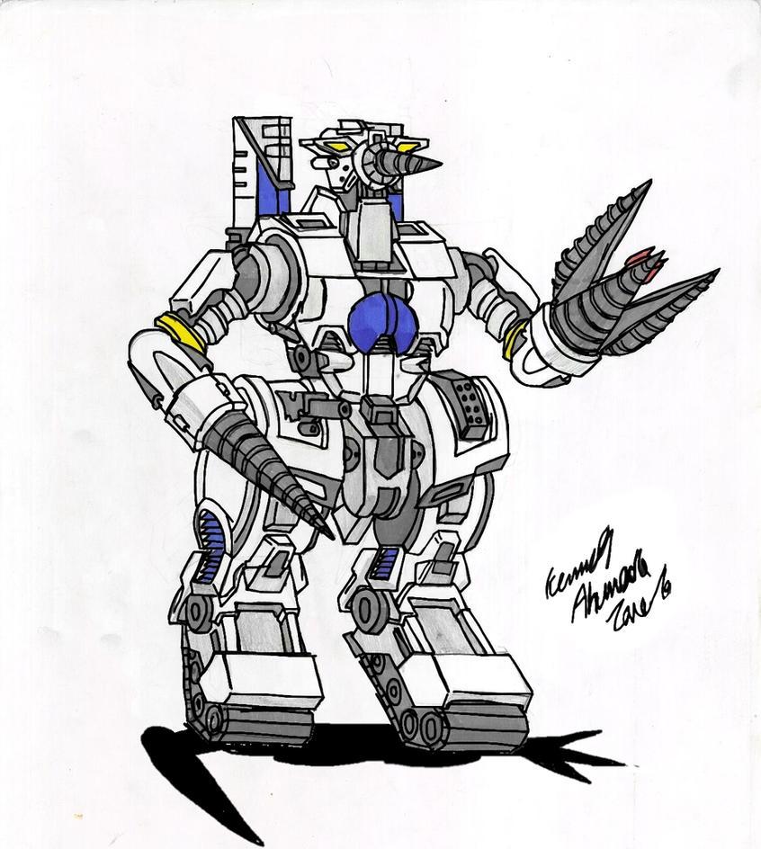 Neo Daikaiju-M.O.G.U.E.R.A. by Dino-master
