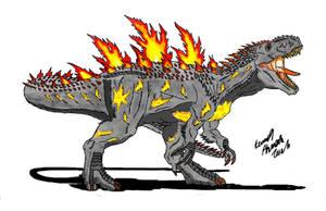 Neo Daikaiju-BURNING GODZILLA by Dino-master