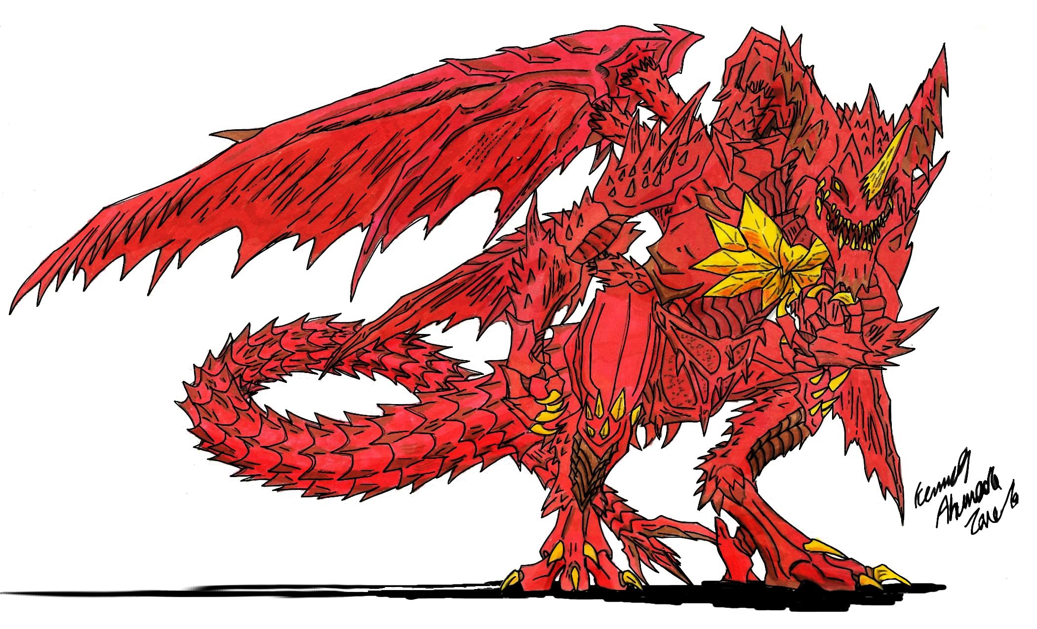 Neo Daikaiju-DESTROYAH 3 by Dino-master on DeviantArt