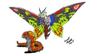 Neo Daikaiju-LEO by Dino-master
