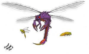 Neo Daikaiju-MEGAGUIRUS by Dino-master