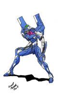 Evangelion Unit-00 2ndVersion