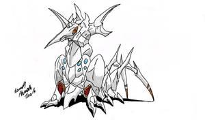 Arakiel, Angel of Earth by Dino-master