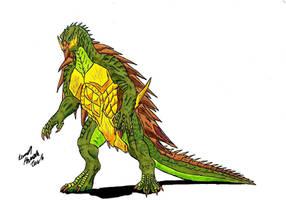 Neo Daikaiju-GAMERA by Dino-master