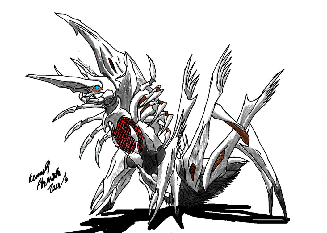 Neo Daikaiju-LEGION by Dino-master