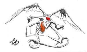 Diemay, Angel of Light by Dino-master
