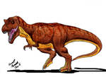 Rexy is back!