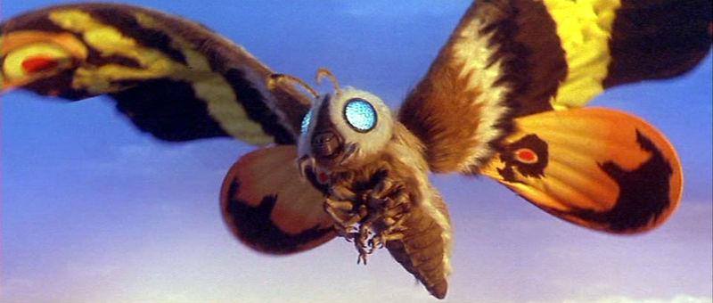 Mothra by Dino-master