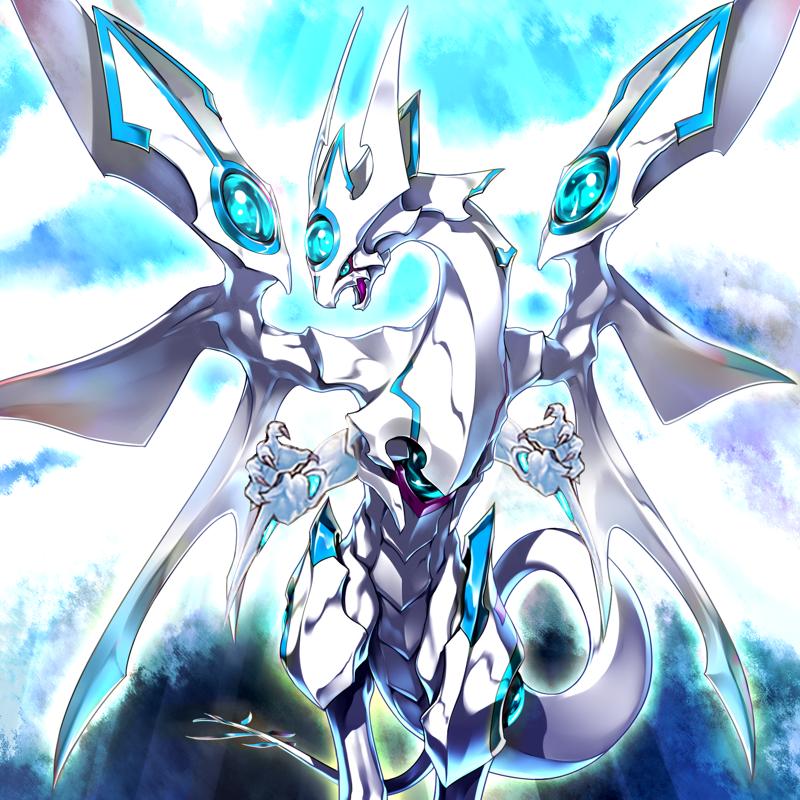 Blue-Eyes Sacred Dragon by Dino-master