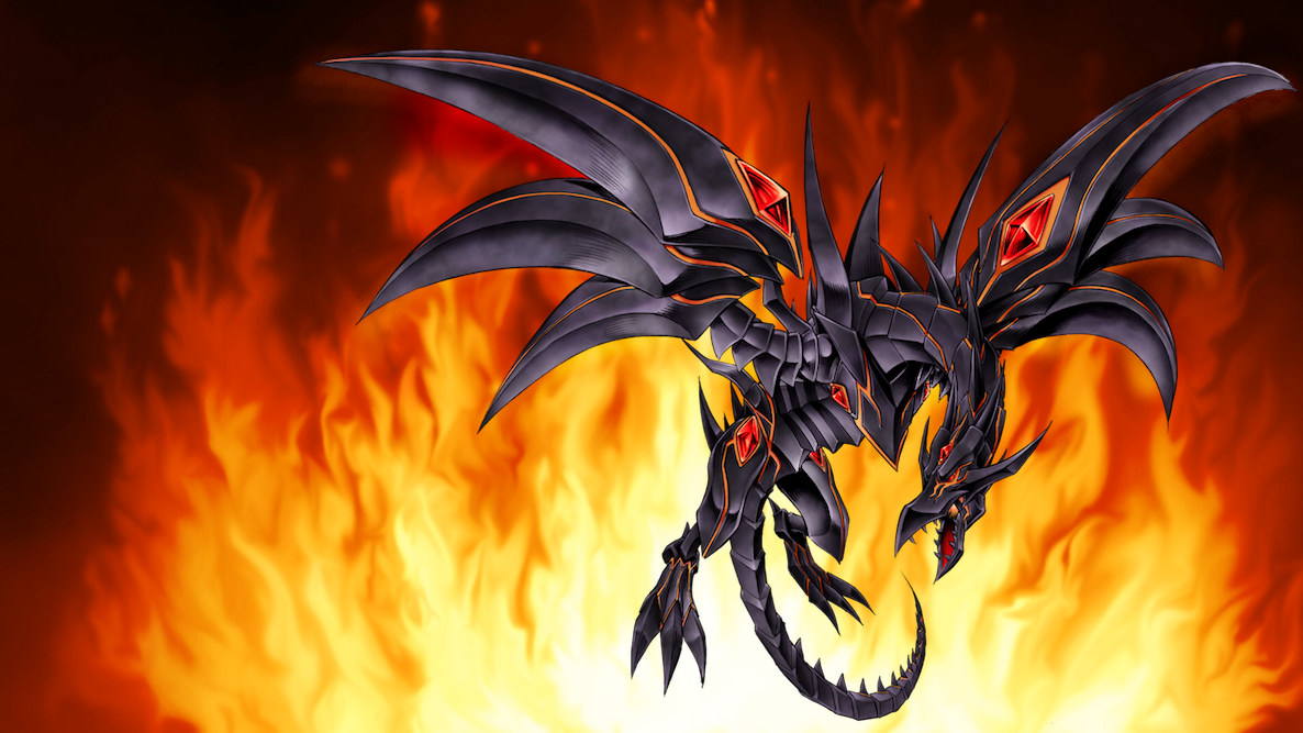 Red Eyes Darkness Dragon Wallpaper By Dino Master On Deviantart