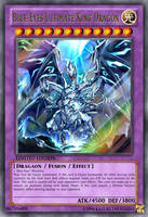 Blue-Eyes Ultimate King Dragon by Dino-master