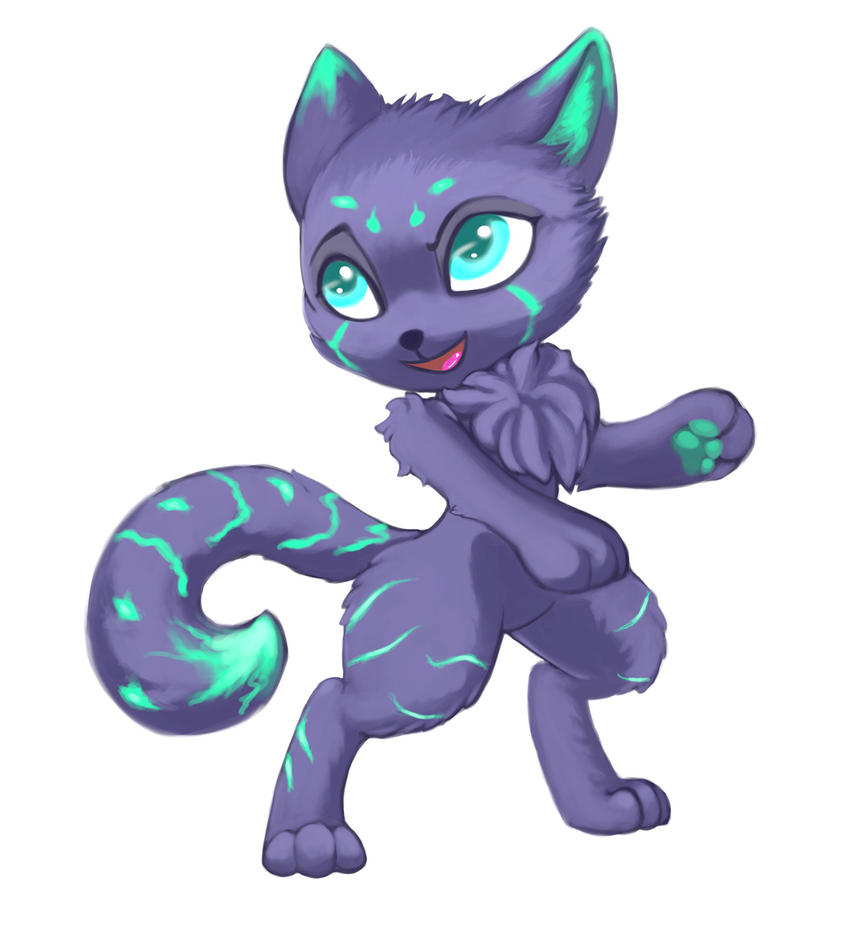 RaveCat by LunoLey