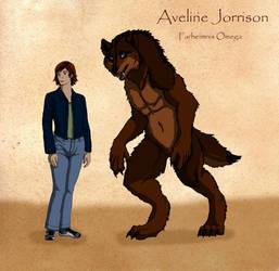 MoonTouched - Aveline Jorrison by LeoEyes