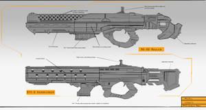 Heavy Assault Rifles