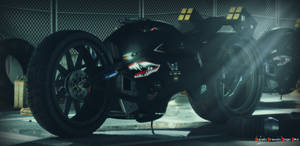 Ducati Draven Military Version by MAKS-23