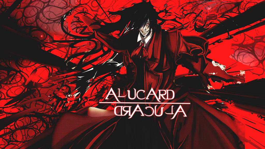Alucard Wallpaper by Riukii on DeviantArt