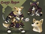 corgi rogue by reiley