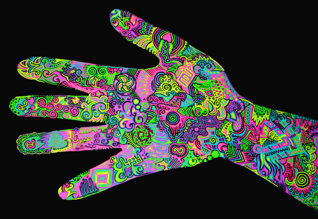 Hybrid Hand by Ixilder