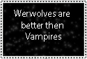 Werewolves are better by ohhperttylights