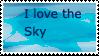 I love the sky by ohhperttylights