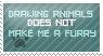animal artist, not furry by ohhperttylights