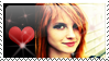 Paramore fan stamp RQ by ohhperttylights