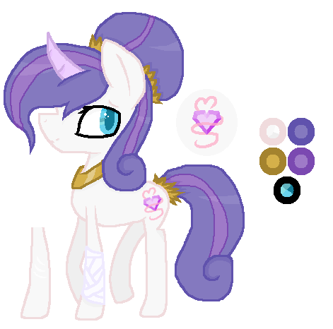 Crystal Heart ref by puddycat431
