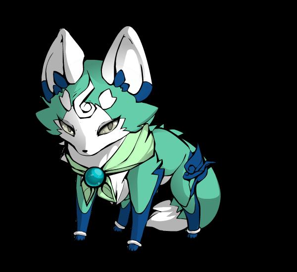 Adopt - Fox by puddycat431