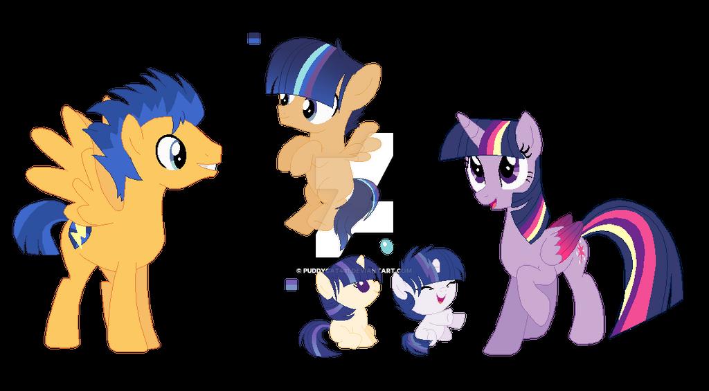 Flashlight family by puddycat431